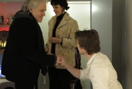 Master Class Abel Ferrara - with Etienne Cottereau and Suzanne - Les Roches