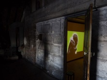 Master Class Abel Ferrara - Installation view at Les Roches