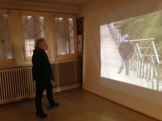 Master Class Abel Ferrara - Installation view Les Roches